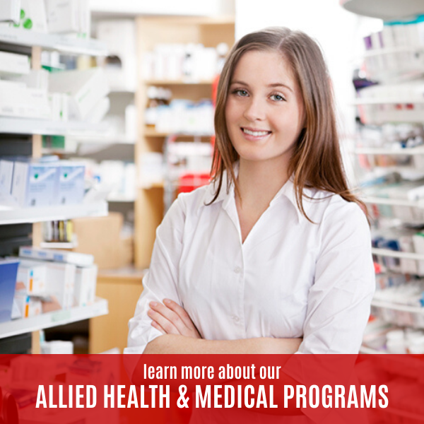 CE Allied Health Programs Image